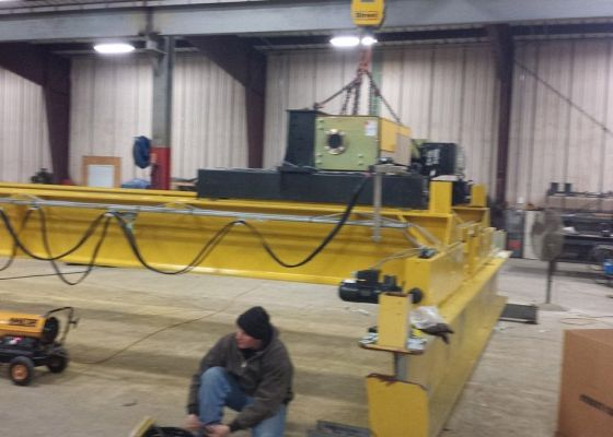 Overhead Crane Construction