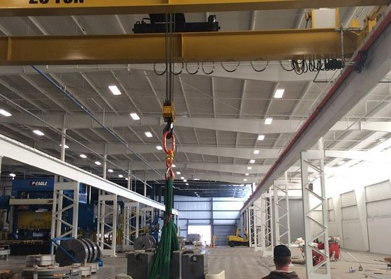 New Crane Load Test