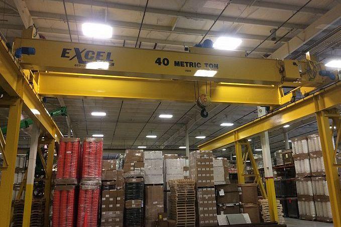 Crane Parts Hoists And More