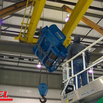 Emergency Crane Service and Repair